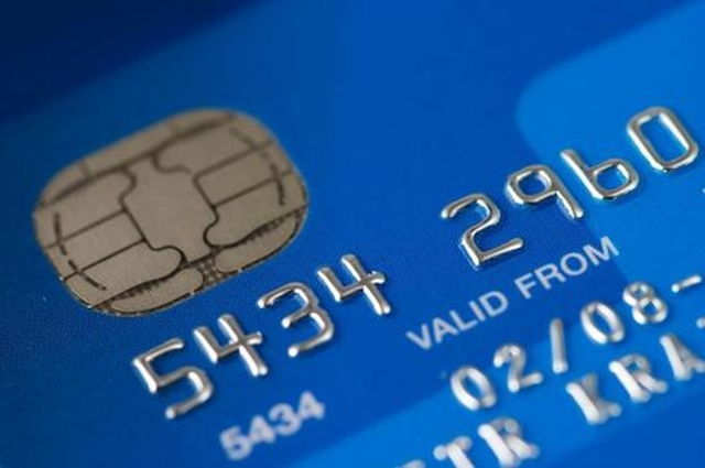 7. Use credit cards with an EMV chip.