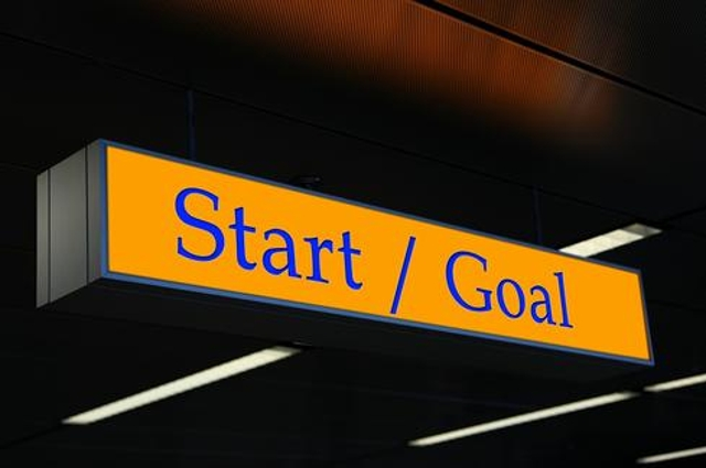 Start With A Goal