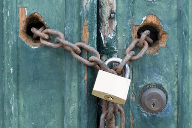Lock Down Enterprise Applications, Device Access
