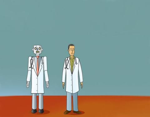 10 More Robots That Could Change Healthcare