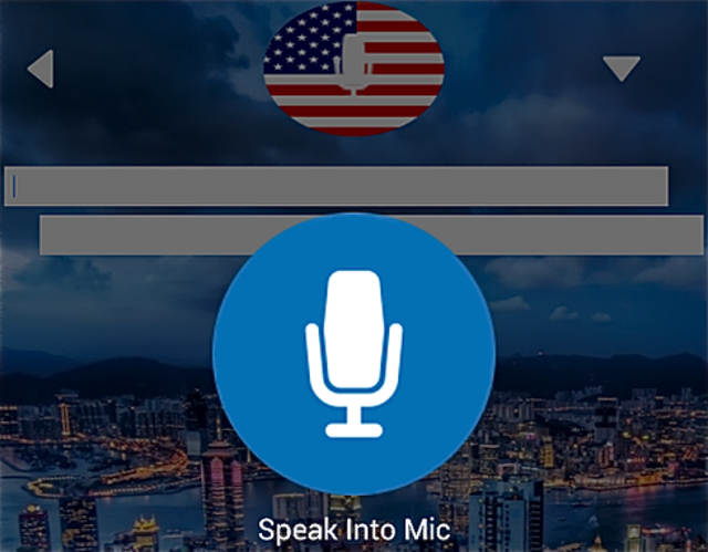 SpeechTransThe SpeechTrans translation and dictation app is a useful tool for the international traveler. Tap a recording but