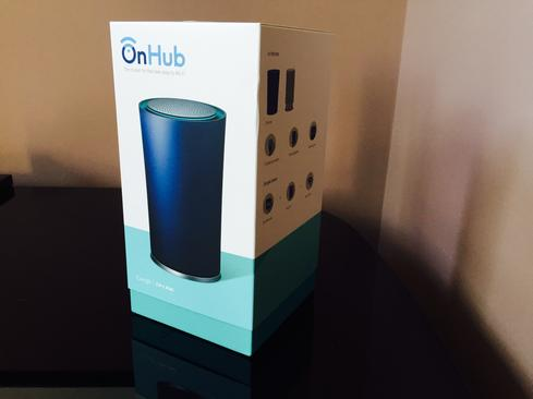 Google OnHub Router: My First 24 Hours