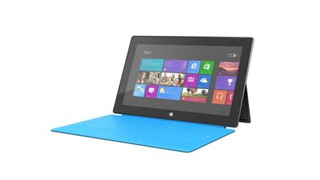 Microsoft Surface: Finally