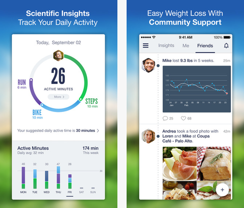 10 iPhone, Android Apps To Keep You Healthy