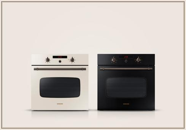 Meet the new oven, same as the old oven