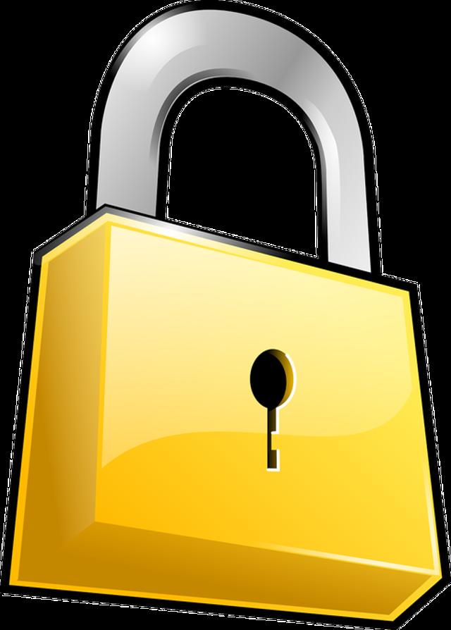 7. Lock down data transmission and storage.
