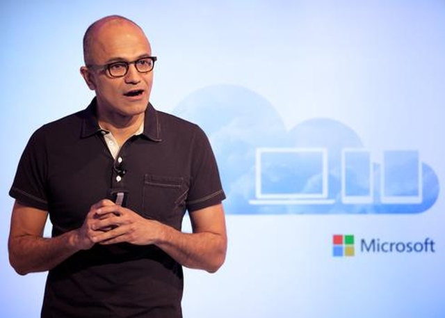 Does Office for iPad mean Microsoft is changing strategy?If Satya Nadella made anything clear during his first press conferen
