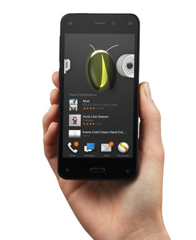 FireflyThe Fire Phone's Firefly feature lets people take pictures of stuff, find out what it is, and then buy it from Amazon.
