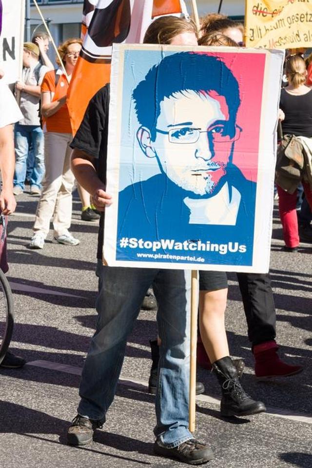 The Edward Snowden Data Leaks