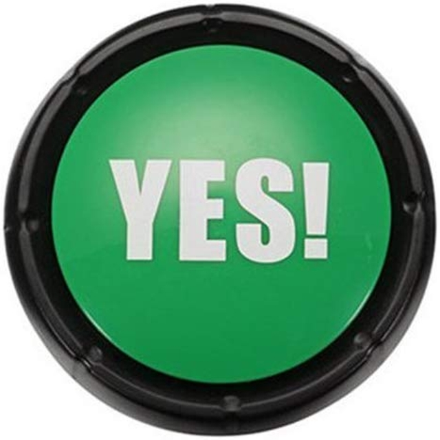 'Yes' Button