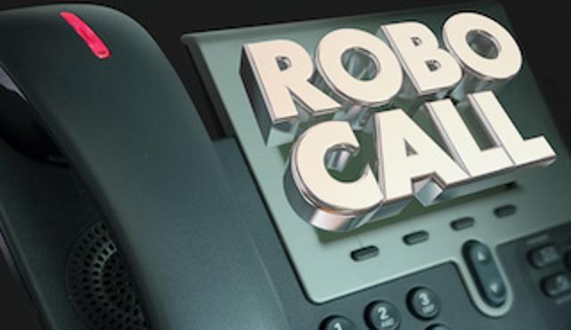 3. Beware of Vishing Robocalls