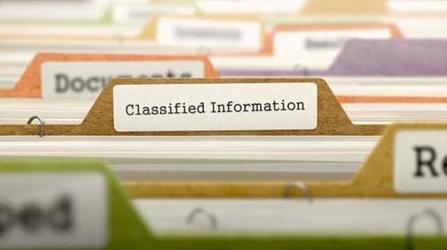 The Alleged Harold Martin Data Theft