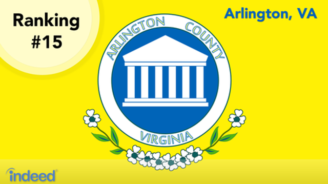 #15 – Arlington, VA