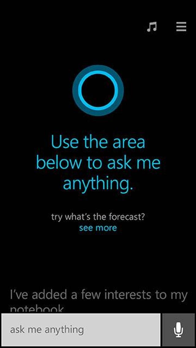 Meet Microsoft Cortana