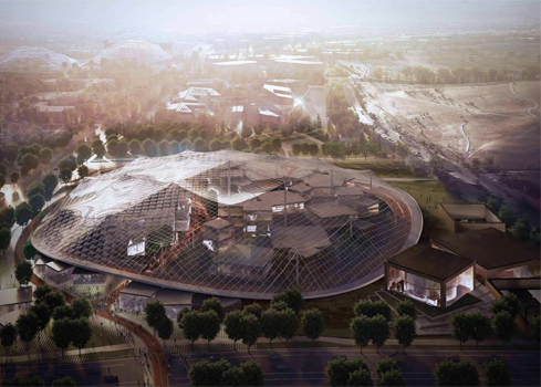 Google's Next HQ: Modern, With Retro Flairs