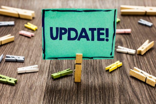 NTP: Updates Matter