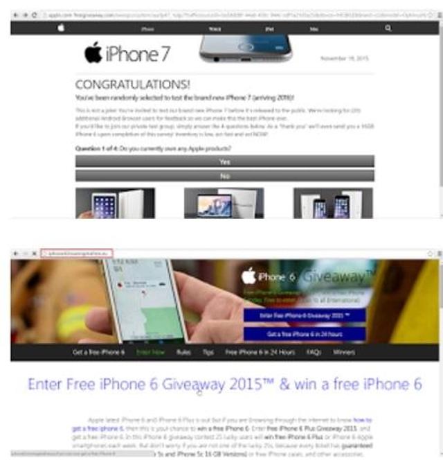 Free Apple iPhone 6