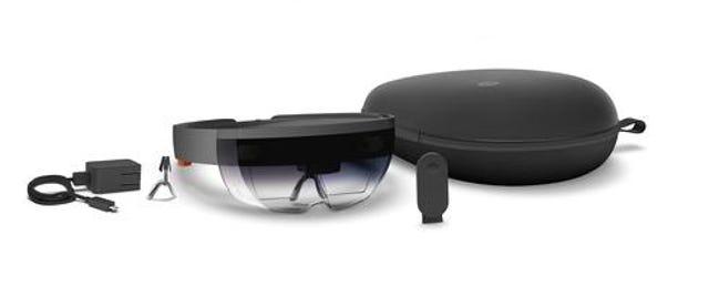 HoloLens Dev Kit Ready To Roll