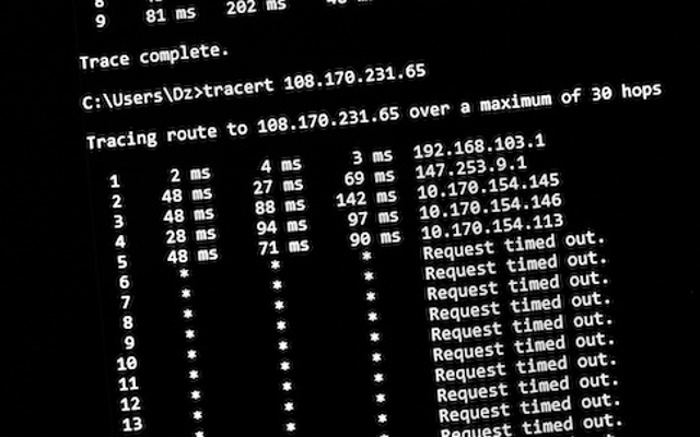 Traceroute NG