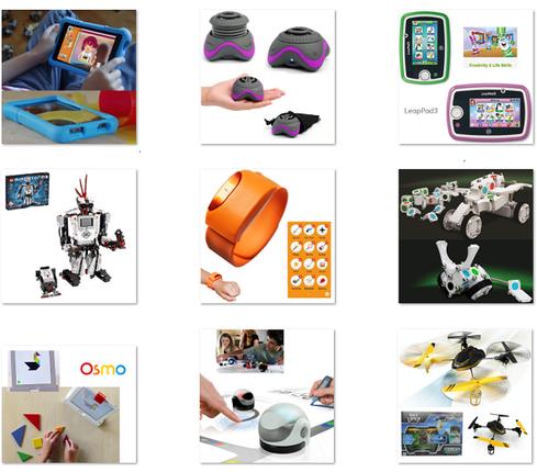 10 Smart Tech Toys For Kids