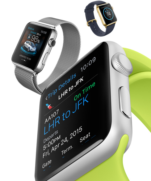 10 Apple Watch Apps For Business, Productivity