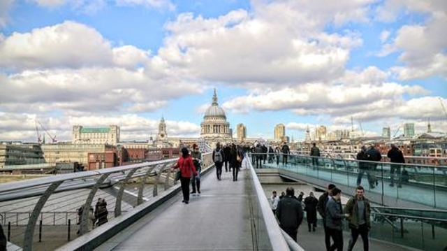 London As Financial And Startup Center