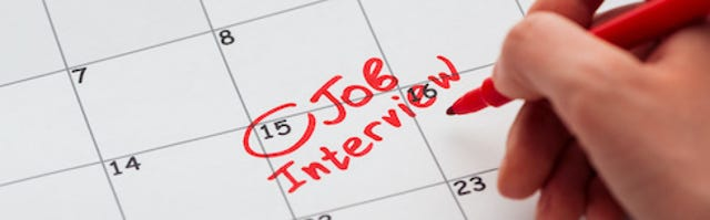 Time for an Interview: How to Prep