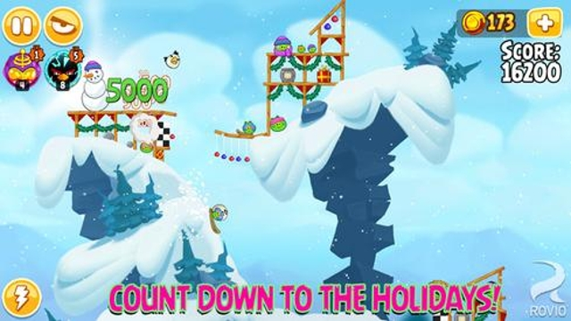 Angry Birds Seasons Lets You Burn Some Stress (Free)