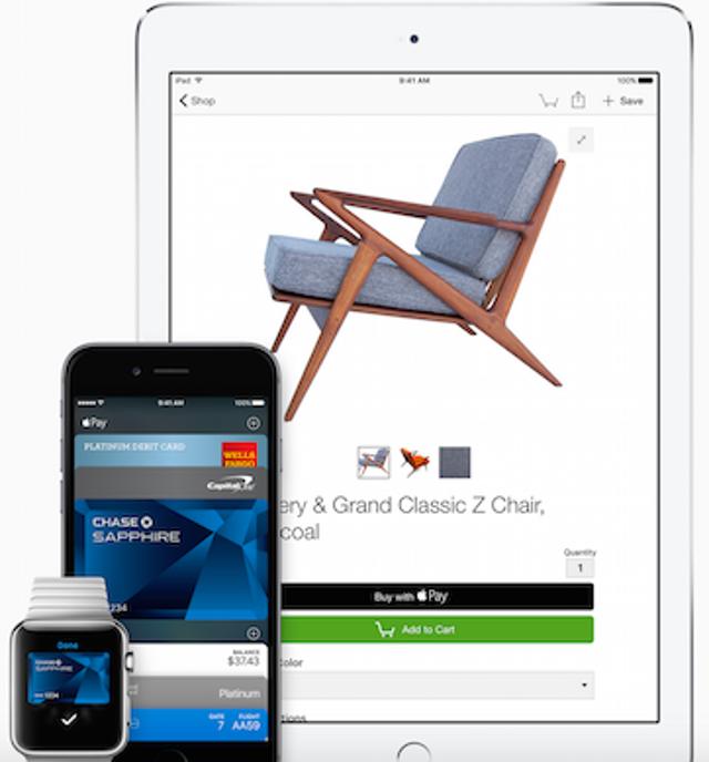 iOS 10: Apple Pay Update