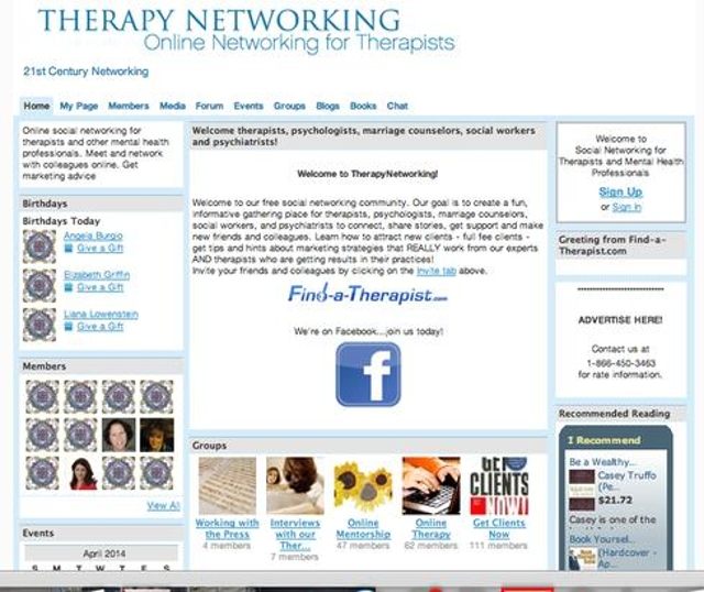 Therapy Networking