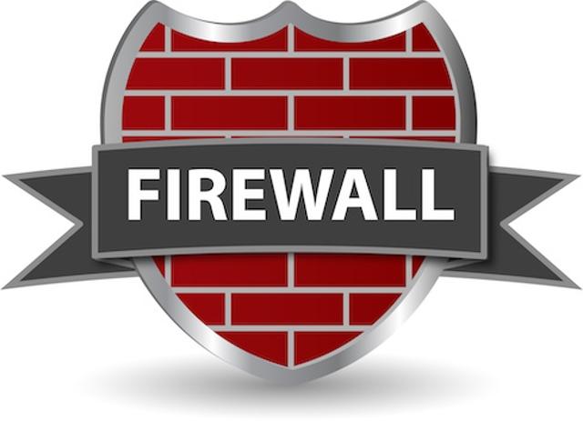 RasPi: Have a Firewall