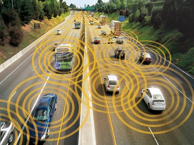 Networked cars