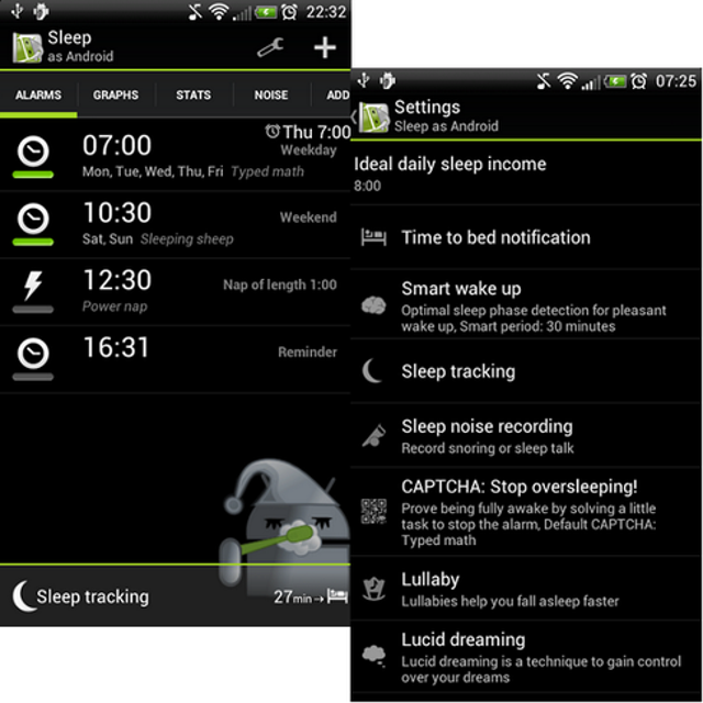 Do Androids sleep? If so, do they sleep well?