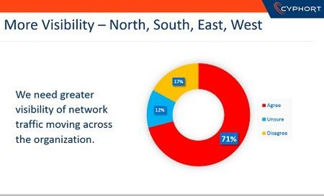Lacks Adequate Visibility into Network Traffic