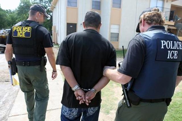 $30.3 million: immigration enforcement