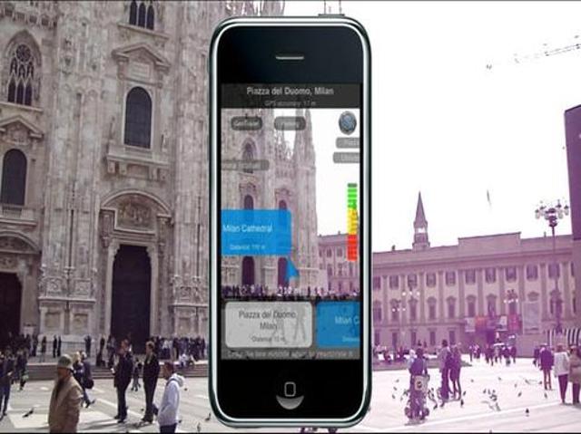 Augmented reality windshields