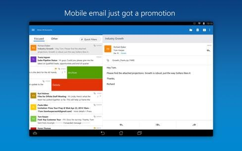 Microsoft Outlook, Office On iOS & Android: First Look