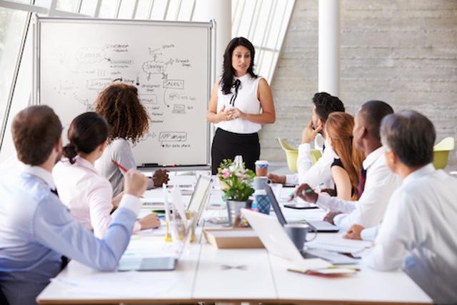 Plan the Presentation to Executives