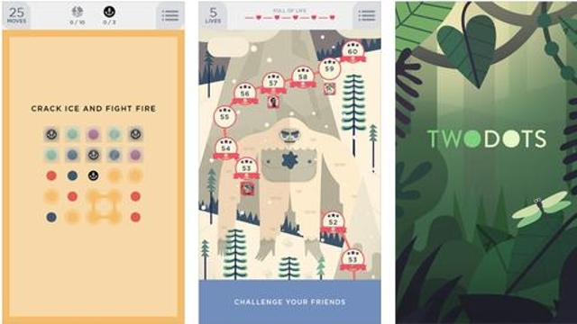 Two Dots Will Keep You Occupied For Hours (Free)