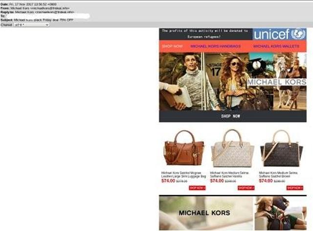 Michael Kors 80% Handbag Sale