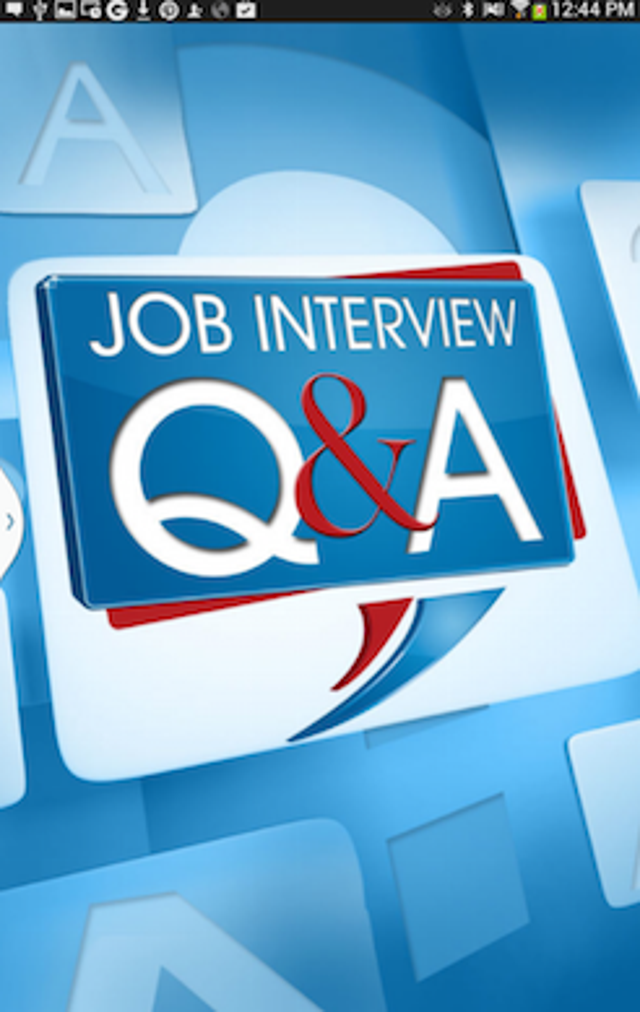 Job Interview Question-Answer