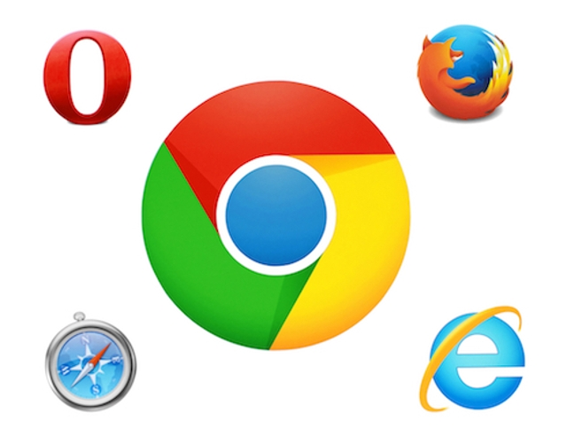 6. Bring in Another Browser
