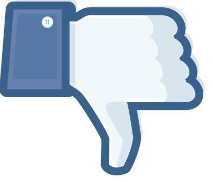 10 Famous Facebook Flops