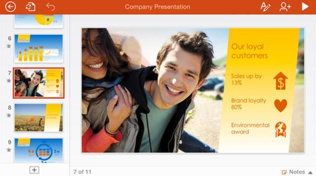 PowerPoint Remote