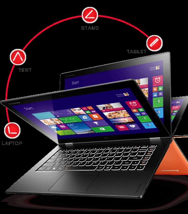 Lenovo Yoga 2 Pro: More flexible than Surface?