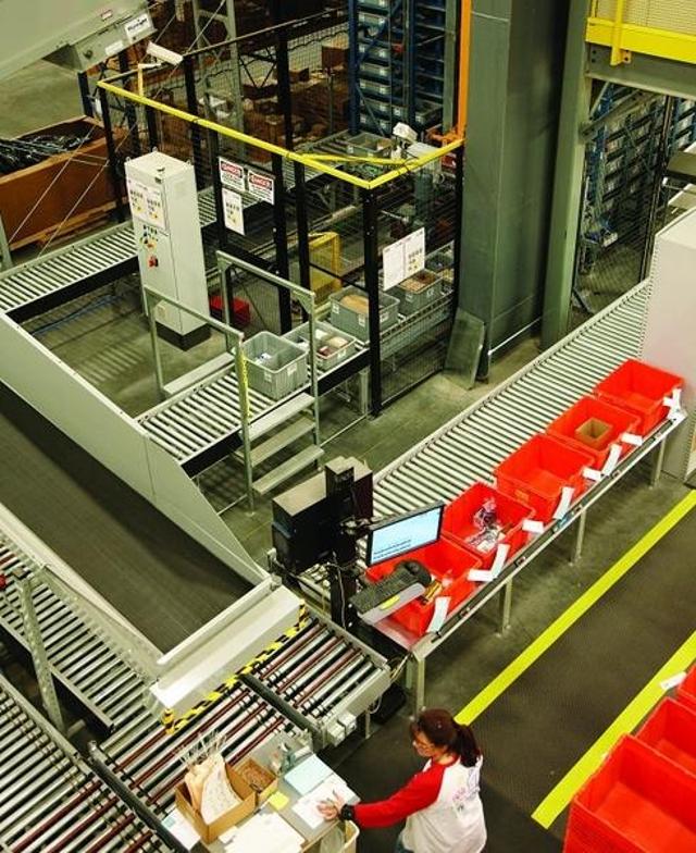 Do It Best Corp. Automates Distribution