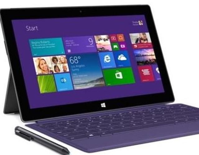 Windows 8 and Microsoft Surface