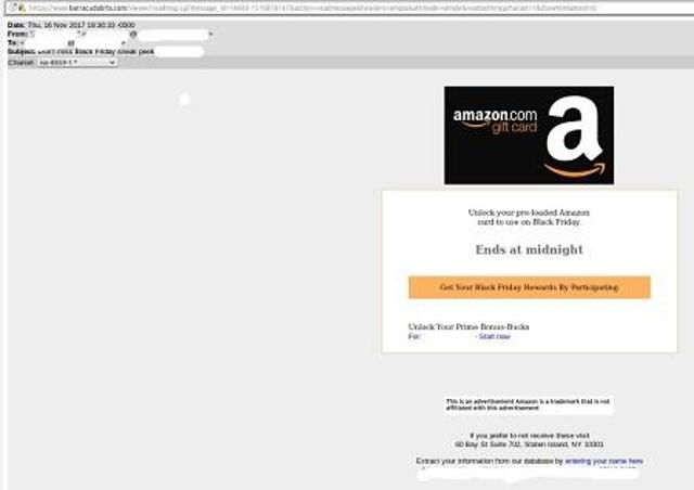 Free Preloaded Amazon Gift Card