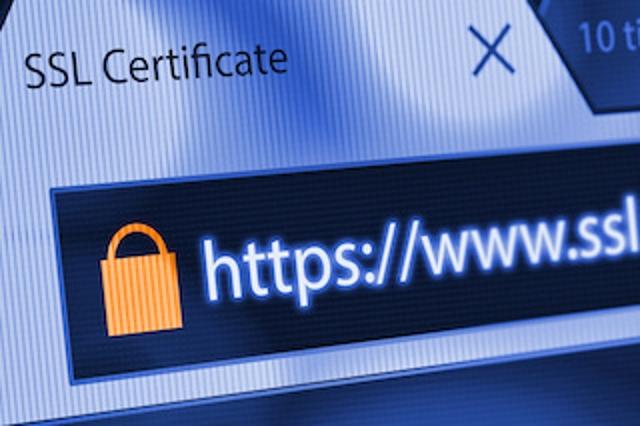 Ask for SSL Certificates