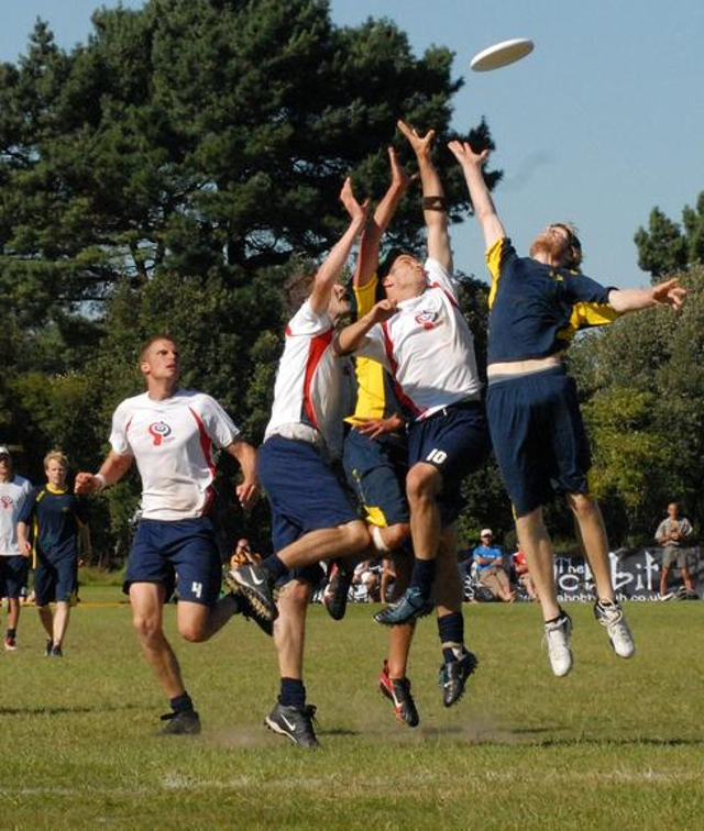 One-upping Ballmer's $2 billion LA Clippers acquisition with $2.1 billion bid for Redondo Beach Ultimate Frisbee franchise.